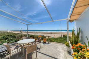 Apartamento 3 - Vistas de la Playa - Apartamentos Patio Andaluz - Playa de La Fontanilla (Conil)
