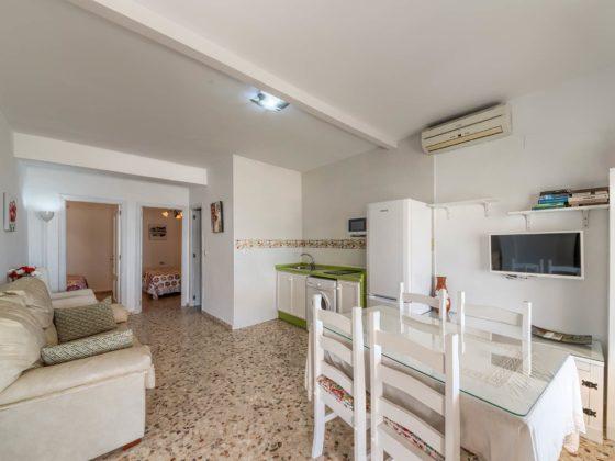 Apartamento 3 - Vista General - Apartamentos Patio Andaluz - Playa de La Fontanilla (Conil)
