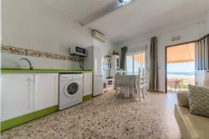 Apartamento 3 - Vista General y Entrada - Apartamentos Patio Andaluz - Playa de La Fontanilla (Conil)