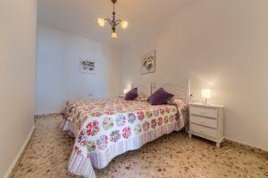 Apartamento 3 - Dormitorio 2 Camas - Apartamentos Patio Andaluz - Playa de La Fontanilla (Conil)