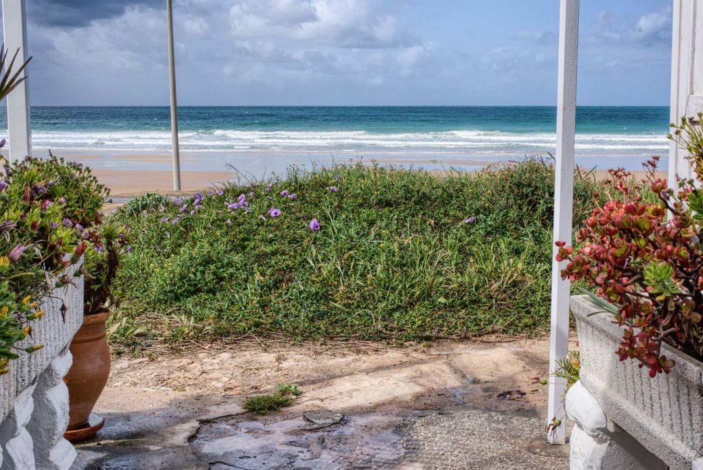Vistas a la Playa - Apartamentos Patio Andaluz - Playa de La Fontanilla (Conil)
