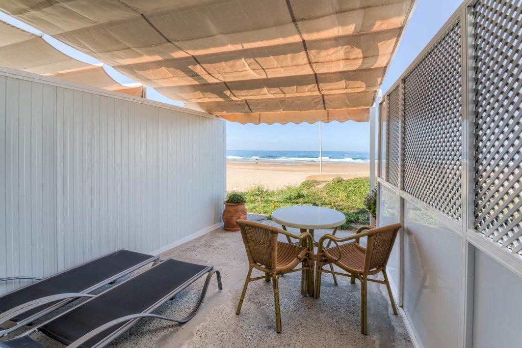 Apartamento 2 - Vistas desde Terraza - Apartamentos Patio Andaluz - Playa de La Fontanilla (Conil)