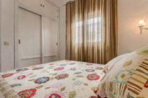 Apartamento 2 - Dormitorio Principal - Apartamentos Patio Andaluz - Playa de La Fontanilla (Conil)