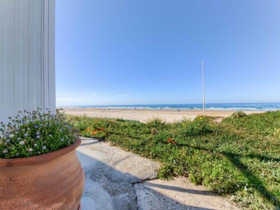 Apartamento 2 - Vistas de la Playa - Apartamentos Patio Andaluz - Playa de La Fontanilla (Conil)