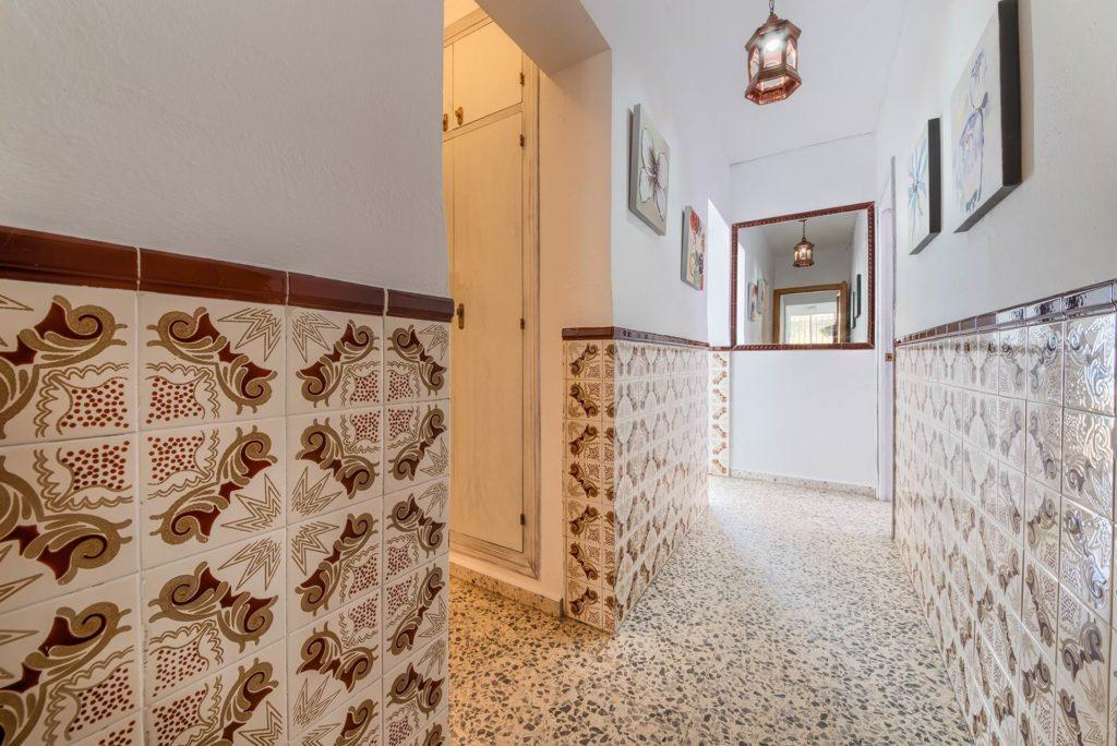 Apartamento 5 - Corredor - Apartamentos Patio Andaluz - Playa de La Fontanilla (Conil)