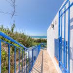 Apartamento Huerto - Lateral Exterior - Apartamentos Patio Andaluz - Playa de La Fontanilla (Conil)