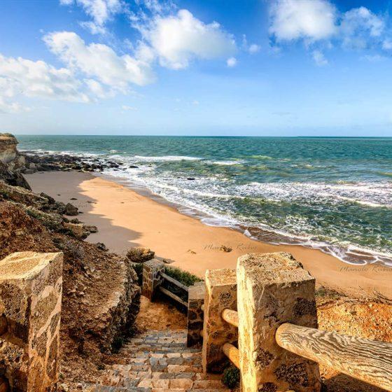Playa - Apartamentos Patio Andaluz - Playa de La Fontanilla (Conil)