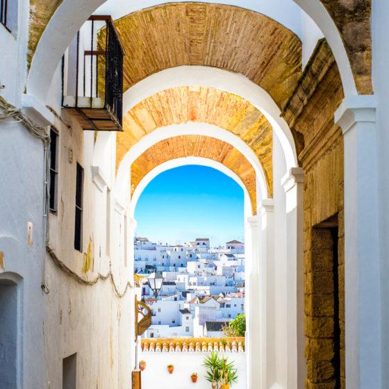 Entorno - Apartamentos Patio Andaluz - Playa de La Fontanilla (Conil)