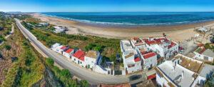 Vista Pamorámica - Apartamentos Patio Andaluz - Playa de La Fontanilla (Conil)