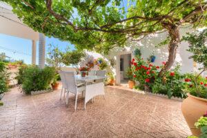 Apartamento 1 - Patio - Apartamentos Patio Andaluz - Playa de La Fontanilla (Conil)